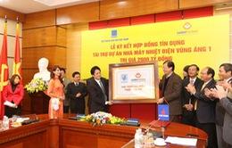 LienVietPostBank tài trợ 2.000 tỷ đồng cho Nhiệt điện Vũng Áng