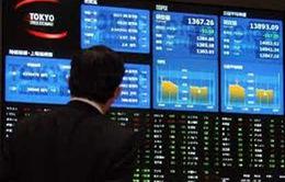 Chứng khoán châu Á tăng điểm phiên đầu tuần