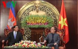 Việt Nam coi trọng quan hệ hữu nghị với Campuchia