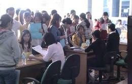Phiên giao dịch việc làm Tết Nguyên đán 2014