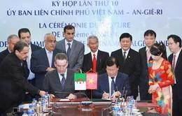 Việt Nam - Algeria nhất trí hợp tác trong nhiều lĩnh vực