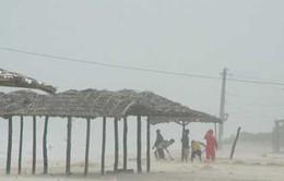 Công điện khẩn về cơn gió mạnh trên biển Đông