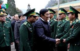 Chủ tịch nước thăm, làm việc tại Hà Giang, Tuyên Quang