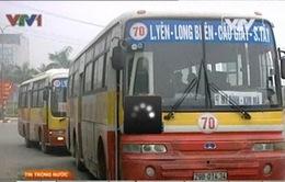 Trợ giá xe buýt: Vì sao nơi có, nơi không?