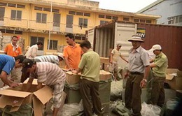 Làm rõ vụ 10 container hàng lậu lọt lưới hải quan