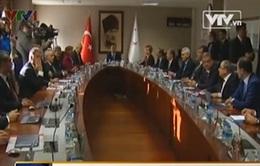 Thổ Nhĩ Kỳ cách chức hàng loạt công tố viên cao cấp