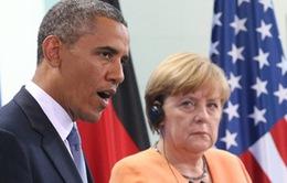 Tổng thống Mỹ trấn an Thủ tướng Đức về hoạt động do thám