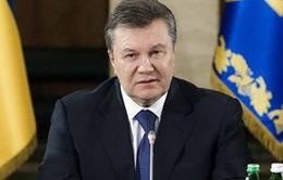 Tổng thống Ukraine kêu gọi đối thoại
