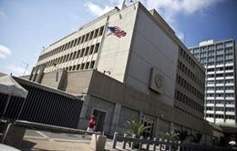 Israel phá âm mưu đánh bom Đại sứ quán Mỹ