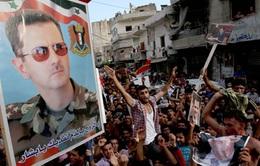Phe đối lập Syria tiếp tục loại bỏ vai trò Tổng thống al-Assad
