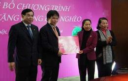 BIDV tặng 68.000 phần quà Tết cho đồng bào nghèo