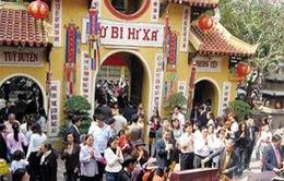 Lễ chùa đầu năm - phần không thể thiếu của Tết Việt