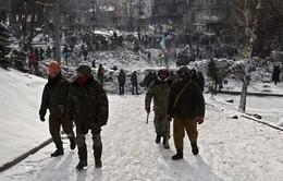 Ukraine: Tổng thống ký hủy bỏ luật chống biểu tình