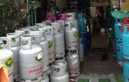 Từ 1/2, giá gas giảm 13.000 đồng/ bình 12kg
