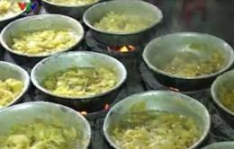 Mứt gừng truyền thống Quảng Trị thất thu
