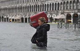 Italy: Lụt lội nghiêm trọng tại nhiều thành phố