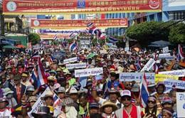 Thái Lan căng thẳng trước thềm bầu cử ngày 2/2