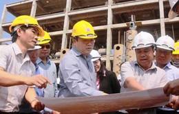 Phó Thủ tướng Hoàng Trung Hải thị sát dự án Alumin Nhân Cơ