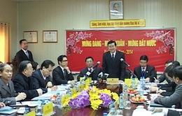 Chủ tịch nước thăm và làm việc tại KCN phụ trợ Nam Hà Nội