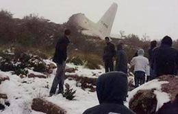 Tai nạn rơi máy bay tại Algeria: Tìm ra nguyên nhân ban đầu