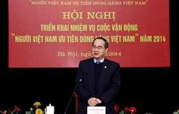 Khơi dậy lòng yêu nước khi sử dụng hàng Việt