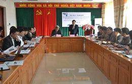 Việt - Đức hợp tác phát triển khai thác bền vững nguồn nước