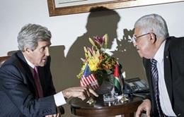 Ngoại trưởng Mỹ hội đàm với Tổng thống Palestine