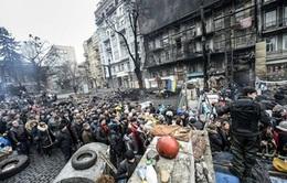 Lãnh đạo tạm quyền Ukraine tuyên bố ưu tiên hội nhập châu Âu
