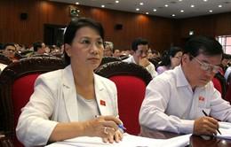 Phó chủ tịch Quốc hội Nguyễn Thị Kim Ngân tiếp Thượng Nghị sĩ QH Nhật Bản