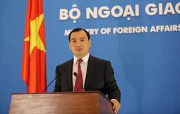 Việt Nam mong muốn Ukraine sớm ổn định