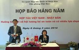 JICA tổ chức họp báo về các dự án ODA tại Việt Nam