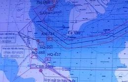 Việt Nam mở rộng phạm vi tìm kiếm máy bay mất tích