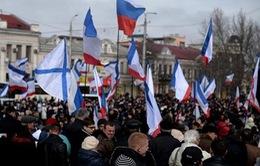 Crimea mời OSCE giám sát trưng cầu dân ý