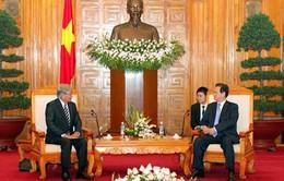 Thủ tướng tiếp đại diện WHO khu vực Tây Thái Bình Dương