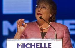 Bà Michelle Bachelet tuyên thệ nhậm chức Tổng thống Chile