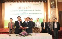 EVN và Vietcombank ký kết hợp tác toàn diện