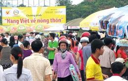 Phiên chợ hàng Việt về nông thôn Sóc Trăng