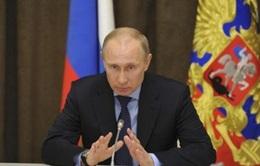 Tổng thống Nga công nhận Crimea là quốc gia độc lập