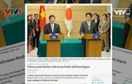 Dư luận quốc tế về chuyến thăm Nhật Bản của Chủ tịch nước