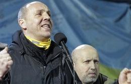Ukraine thực hiện đáp trả Nga sáp nhập Crimea