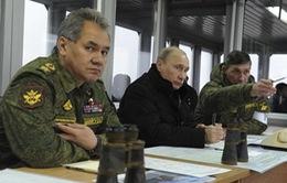 Nga cam kết không tấn công miền Đông Ukraine