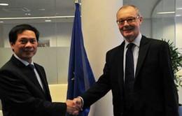 Tham vấn chính trị cấp Thứ trưởng Việt Nam - EU