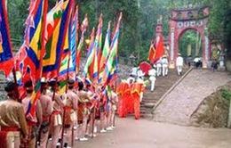 Lễ hội Đền Hùng 2014 diễn ra trong 5 ngày