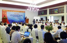 Hội thảo báo Đảng khu vực miền Trung - Tây Nguyên