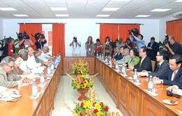 Dấu mốc mới trong quan hệ Việt Nam - Cuba