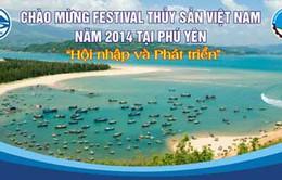 200 DN dự Hội chợ triển lãm thủy sản tại Phú Yên