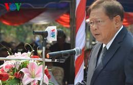 Khởi công Khu tưởng niệm Chủ tịch Hồ Chí Minh tại Thái Lan