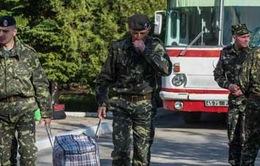 Bộ trưởng Quốc phòng Nga: Quá trình rút quân Ukraine tại Crimea suôn sẻ