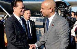 Thủ tướng Nguyễn Tấn Dũng thăm chính thức Haiti