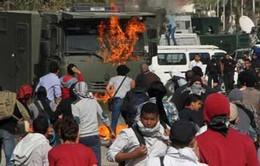Bạo lực bùng phát tại Ai Cập, 3 người thiệt mạng